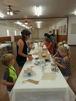 2017 Summer Reading Program participants.